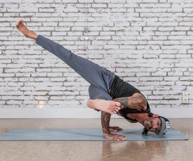 "Yoga4Men ""wilde Kerle"""