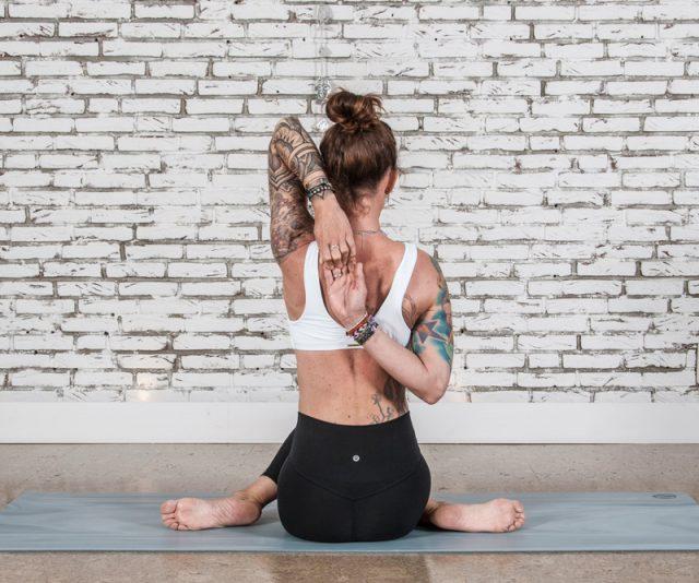 Yin & Faszien Yoga
