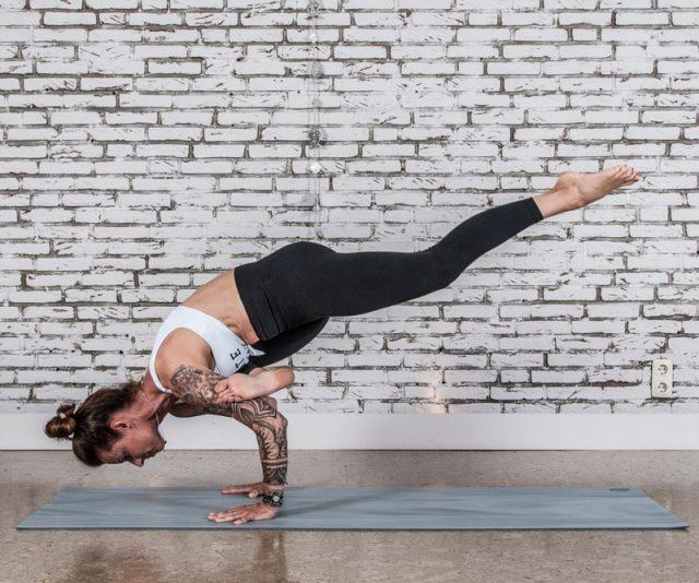 Yoga Pur level 1 – 2