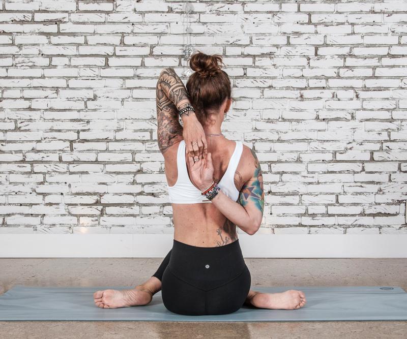 Yoga Pur Yin & Faszienyoga - hero image