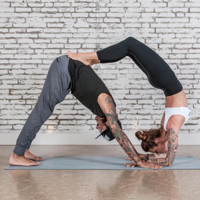 Love is an open door - Yogareise mit Sabine und Mike