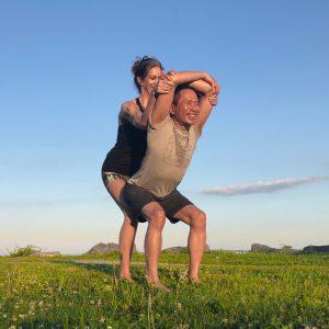Experiencing the Joy of Katonah Yoga
